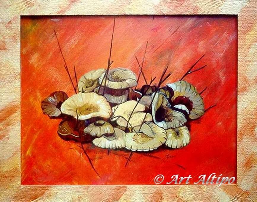 Herfst (paddenstoelen)